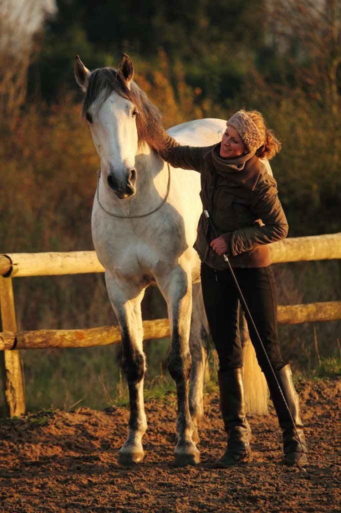 he friendship and trust of a horse is a gift to handle with great care.